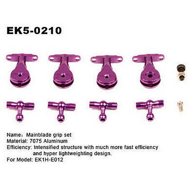 EK5-0210 001103 Esky Metal Grip Set A300 lama V3 V4 KOB Robins - Esky Lama V3 V4