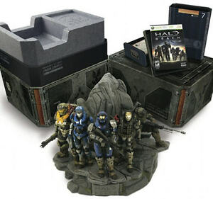 Halo Reach édition legendaire