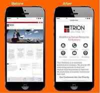 Je transforme les site web classique vers des site web mobile
