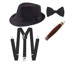 1920s flapper gangster man 20s costume set men's Melbourne CBD Melbourne City Preview