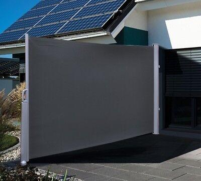 Windschutz Sichtschutz ausziehbar Terrasse Sichtschutzzaun Sichtschutzmatte