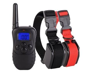 Dog Training Collar for 2 Dogs - Free Shipping