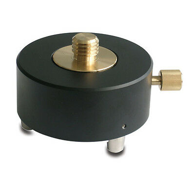 Swiss Type Rotating Tribrach Adapter For Leica Topcon Trimble Nikon