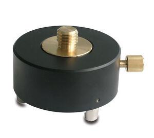 Swiss Type Rotating Tribrach Adapter for Leica, Topcon, Trimble, Nikon