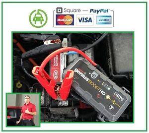Survoltage de Batterie Auto Gatineau-Ottawa Car Battery Boost