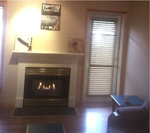 Room for rent at bow valley chalets