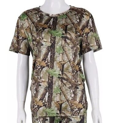 afd046aa Shooting T Shirt Realtree Style Camo Brand New Size Large