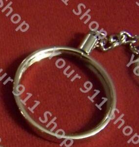 Silver Platd Key Chain Holder for 1
