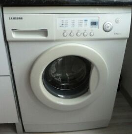 Samsung Washing Machine P1253