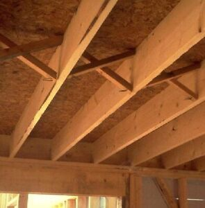 Certified osb and lumber