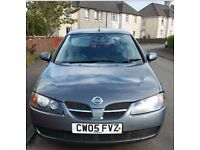 Nissan Almera Car- Automatic for sale for £1000 only or ono