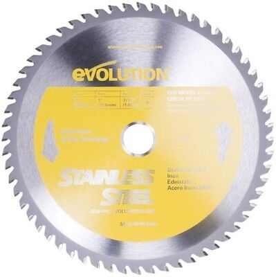 Evolution Tct 9 Stainless Steel-cutting Saw Blade 230bladess