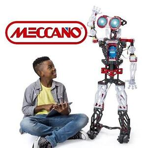 NEW MECCANO MECCANOID XL 2.0 ROBOT BUIDING SET - PERSONAL ROBOT - CONSTRUCTION TOY 103911013