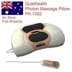 Massage Head Cushion Pillow Massager Neck Shoulder PK-1002 Moorabbin Kingston Area Preview
