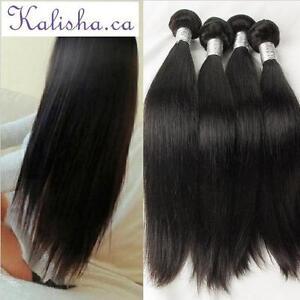 Brazilian human hair extensions rallonges cheveux humains brésiliennes