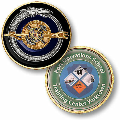 U.S. Coast Guard Port Operations School Training Center Yorktown Challenge (Yorktown Center)