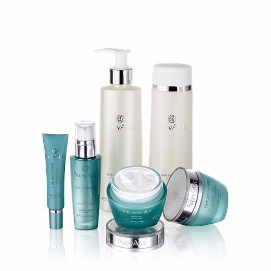 Oriflame NovAge True Perfection Gift Set. Hydrates, Purifies and leaves Skin Radiant RRP £69