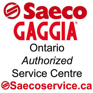 SAECO CANADA ESPRESSO MACHINE SALES-SERVICE-WARRANTY CENTRE