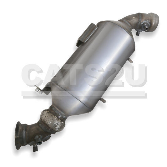2.5 TDI 2006-2013 DPF Diesel Particulate Exhaust Filter Fits VW Crafter