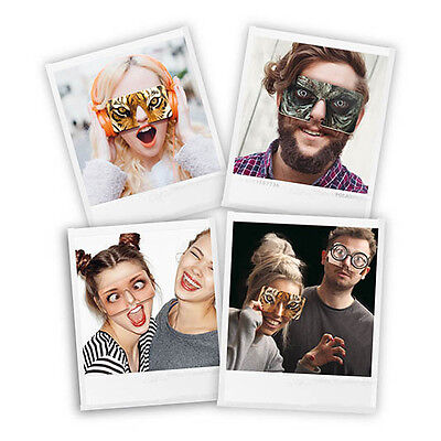 Beer Mat Face Glasses Coasters Animated Faces Mats Fun Drinking Party 40 Faces!