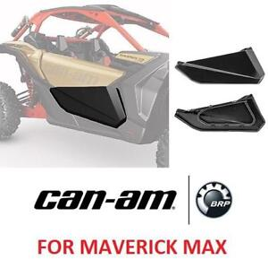 NEW CAN AM LOWER DOOR PANELS 715002903 187670019 MAVERICK X3 MAX OEM AUTO VEHICLE BUGGY