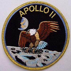Apollo 11 Patch   eBay