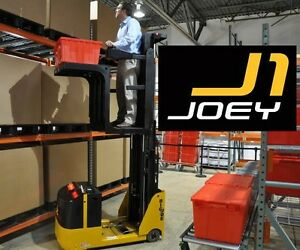 All New J1 Joey Task Support Vehicle - Elevating Work Platform