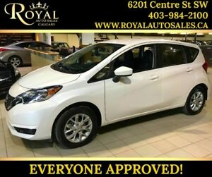 2017 Nissan Versa Note SV HEATED SEATS, BACK UP CAM, BLUETOOTH