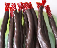 Chocolate Dipped Licorice Delivered Chatham Kent 519-355-1544
