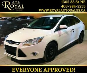 2012 Ford Focus SEL SONY SOUND SYSTEM, LEATHER, INT PHONE