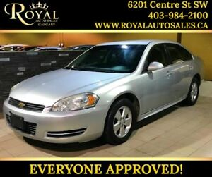 2011 Chevrolet Impala LT BLUETOOTH, INT PHONE, PWR EVERYTHING