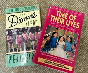 The Dionne Quintuplets (Lot of 2)