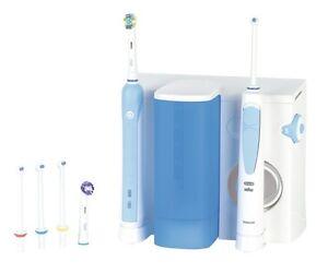 Braun Oral-B Professional Care Center 500, elektrische Zahnbürste & Munddusche