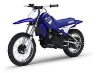 YAMAHA PW80 (WANTED)