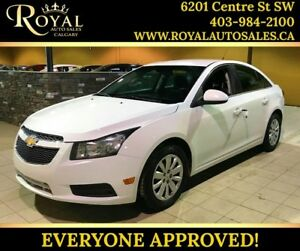 2011 Chevrolet Cruze LT Turbo w/1SA AUX INPUT, MP3 PLAYER