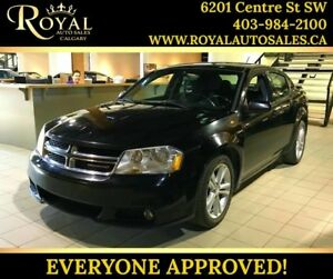 2014 Dodge Avenger SXT HEATED SEATS, AUX, POWER EVERYTHING