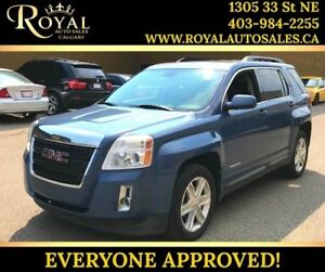 2011 GMC Terrain SLT-1 LEATHER, BACK UP CAM, IN PHONE