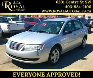 2006 Saturn Ion Sedan .1 Base AM/FM RADIO/ PWR WINDOWS/LOCKS