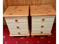 x2 Matching Bedside Table
