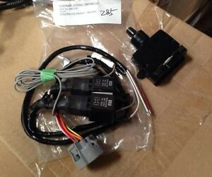 UNT285 Trailer Wiring Harness Loom FOR Holden Colorado 2008-2011