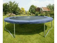 12 ft trampoline used and in box