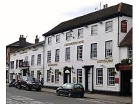 Bar Staff Position | The Catherine Wheel | Henley-on-Thames