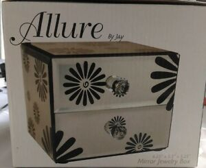 Mirror Jewelry Box (Allure by Jay)