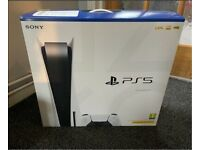 PlayStation 5 PS5 Disc - Brand New and Sealed