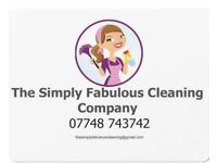 The Simply Fabulous Cleaning Company