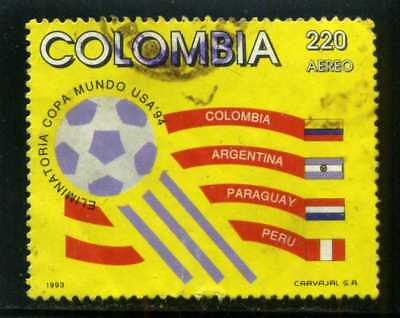 FOOTBOLL''  CUP/94   U.S.    COLOMBIA  1993
