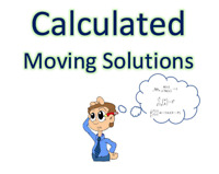 Small Moving Jobs with Experienced Movers: Calculated Moving