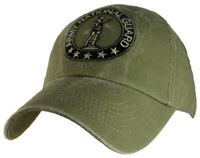 U.S. ARMY NATIONAL GUARD- Officially Licensed Military Hat Baseball Cap Hat National Guard Hat