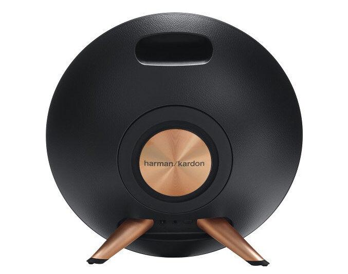 Harman Kardon - Onyx Studio 2 Bluetooth Wireless Speaker System - Black