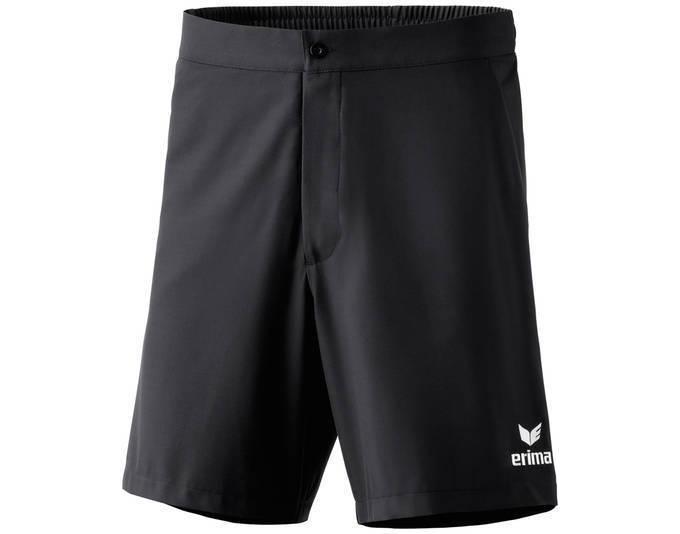 Erima Basic Line Tennisshort Sporthose Short Hose Schiedsrichter Sport